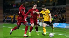 Indosport - Wolves vs Liverpool