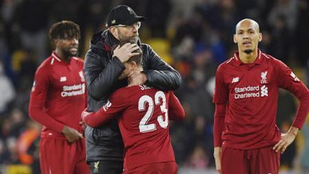 Pelatih Liverpool, Jurgen Klopp, diminta untuk menjadikan Liga Primer Inggris dan Liga Champions sebagai prioritas musim ini. - INDOSPORT