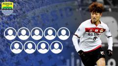 Indosport - Lee Sang Ho pemain asal Korea Selatan jadi target Persib Bandung