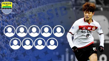 Lee Sang Ho pemain asal Korea Selatan jadi target Persib Bandung - INDOSPORT