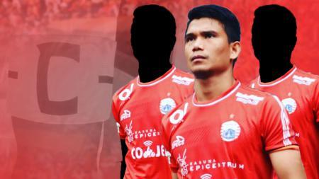 Tiga kandidat pemain yang cocok menjadi kapten Persija - INDOSPORT