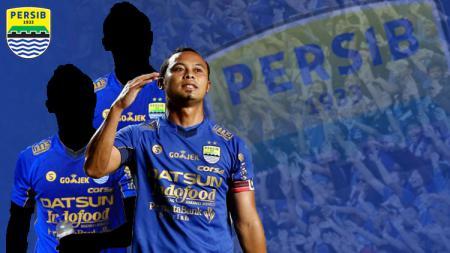 Tiga pemain Persib yang berpotensi menyebrang ke Persija Jakarta. - INDOSPORT