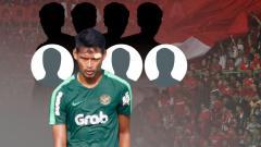 Indosport - Lima pemain Timnas Indonesia U-22 yang bermain di kasta bawah, diantaranya Septian Bagaskara