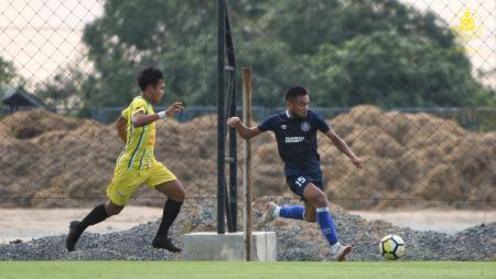 Saddil Ramdani pemain Pahang FA. - INDOSPORT