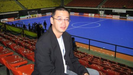 Pengamat sepak bola Justinus Lhaksana - INDOSPORT