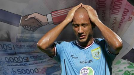 Ilustrasi transfer pemain gagal, diantaranya Loris Arnaud - INDOSPORT