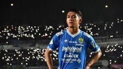 Indosport - Pemain Persib, Febri Hariyadi.