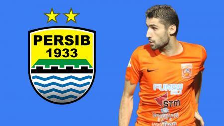 Srdan Lopicic resmi ke Persib. - INDOSPORT