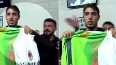 Indosport - Gattuso menampar seorang pemain muda