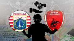 Indosport - Transfer klub-klub besar Liga Indonesia, diantaranya Persija Jakarta dan PSM Makassar