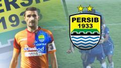 Indosport - Srdan Lopicic jadi Pemain anyar persib Bandung.