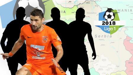 Termasuk Lopicic, Ini 4 Pemain Balkan yang Bermain di Liga 1 2019 - INDOSPORT