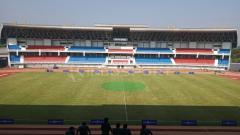 Indosport - Stadion baru Mandala Krida Yogyakarta diresmikan