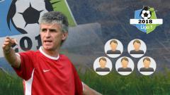 Indosport - Ivan Kolev dan 4 Pelatih Liga 1 2019 yang Punya Pengalaman 'Segudang'