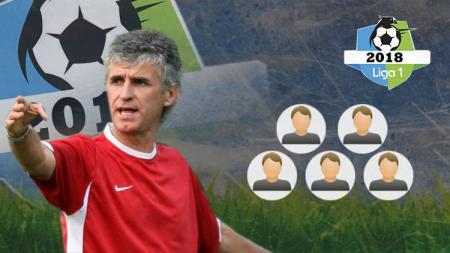 Ivan Kolev dan 4 Pelatih Liga 1 2019 yang Punya Pengalaman 'Segudang' - INDOSPORT