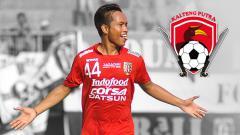 Indosport - Sikap profesional akan ditunjukkan kapten Kalteng Putra, I Gede Sukadana, yang siap menjebol gawang eks klubnya, Bali United, pada lanjutan Shopee Liga 1 2019.
