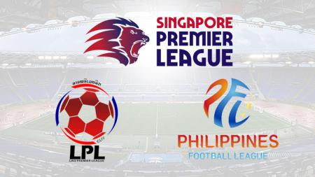 Logo-logo Liga di ASEAN. - INDOSPORT