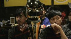 Indosport - Kemeriahan acara meet and great RRQ Athena untuk merayakan kemenangan pada kompetisi PUBG Mobile Star Challenge 2018