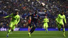 Indosport - Levante vs Barcelona