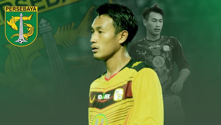 Hansamu Yama resmi gabung Persebaya Surabaya Copyright: INDOSPORT