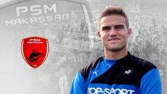 Indosport - Eero Markkanen yang dihubungkan dengan PSM Makassar
