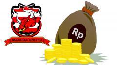 Indosport - Ilustrasi kekayaan Madura United.