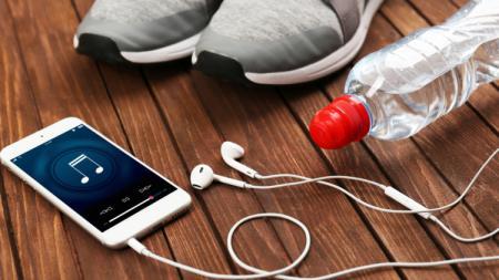 Mendengarkan musik saat berolahraga bisa menambah semangat - INDOSPORT