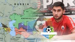Indosport - Jakhongir Abdumuminov