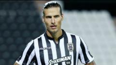 Indosport - Pemain PAOK, Aleksandr Prijovic.