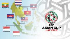 Indosport - Kiprah Negara ASEAN Selama Piala Asia Cup 2019