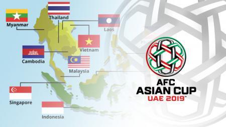 Kiprah Negara ASEAN Selama Piala Asia Cup 2019 - INDOSPORT
