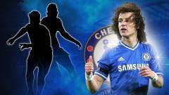 Indosport - Pemain Chelsea, David Luiz.