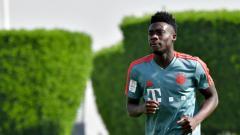 Indosport - Alphonso Davies, rekrutan anyar Bayern Munchen.