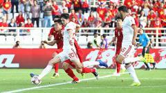 Indosport - Vietnam vs Iran