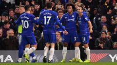Indosport - Chelsea vs Newcastle United