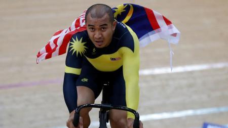 Pebalap sepeda asal Malaysia Azizulhasni Awang menjadi sprinter tercepat di Asia - INDOSPORT
