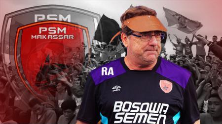 Robert Rene Albert tinggalkan PSM Makassar. - INDOSPORT