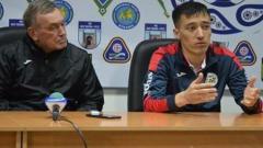 Indosport - Pulatov Resmi bergabung dengan Semen Padang