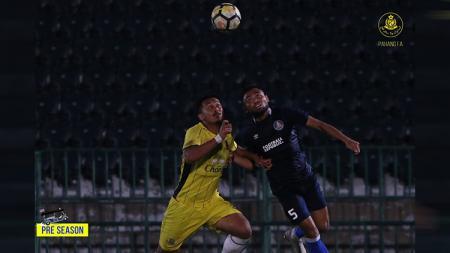 Saddil Ramdani lakoni laga kedua bersama Paham FA - INDOSPORT
