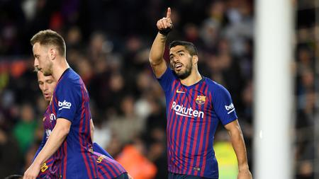 Barcelona vs Eibar - INDOSPORT