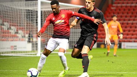 Joshua Bohui pemain muda Manchester United - INDOSPORT