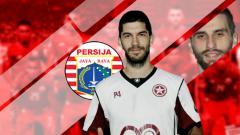 Indosport - Klub Liga 1 Persija Jakarta belakangan dikaitkan dengan sosok bek berkebangsaan Macedonia, Jasmin Mecinovic