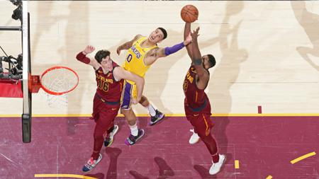 cleveland vs lakers - INDOSPORT