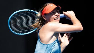 Maria Sharapova, petenis Rusia. - INDOSPORT