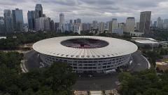 Indosport - Suasana Stadion Gelora Bung Karno