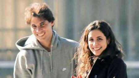 Rafael Nadal dan Xisca Perello - INDOSPORT