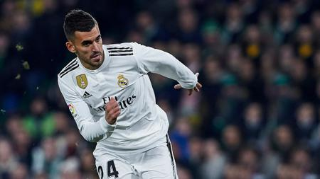 Dani Ceballos, gelandang serang Real Madrid. - INDOSPORT