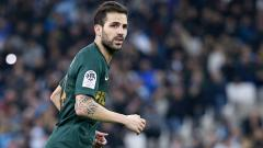 Indosport - Cesc Fabregas, playmaker AS Monaco.