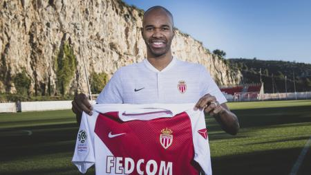 Naldo resmi diperkenalkan AS Monaco kepada media - INDOSPORT