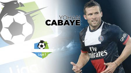 Yohan Cabaye (Paris Saint-Germain) - INDOSPORT